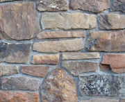 Rustic Rubble Ledge